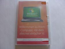 Microsoft Windows 7 Home Premium 32 Bit Vollversion Deutsch GFC-00568