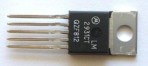 LM2931-CD Low Dropout Adjustable Voltage Regulator