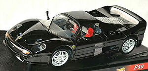 Ferrari-F50-Coupe-1996-97-Black-Black-1-18-Hotwheels