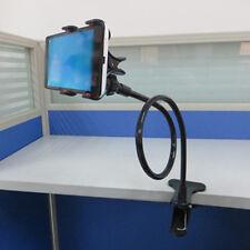 360°Universal Halterung Bett Schreibtisch Handy Halter Holder Für IPhone Samsung