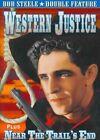 Western Justice 1935 Near The Trail 0089218527196 DVD Region 1