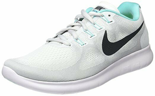 Nike Women's Free RN Running Shoes White/Pure Platinum/Anthracite