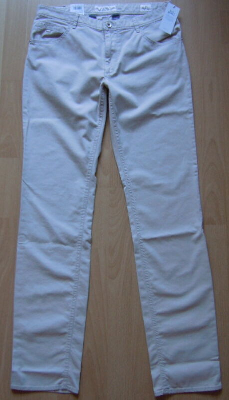 "Brax Modern Chuck Stretch Jeans "" Ice Cotton "" W 33 / L 34 Modern Fit Neu"