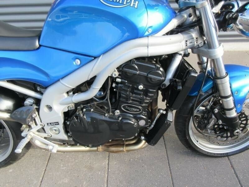 Triumph, Speed Triple, ccm 955