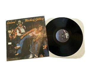 "Mickey Gilley ""Encore"" 1980 [Epic 36851] Country Nashville Vinyl LP"