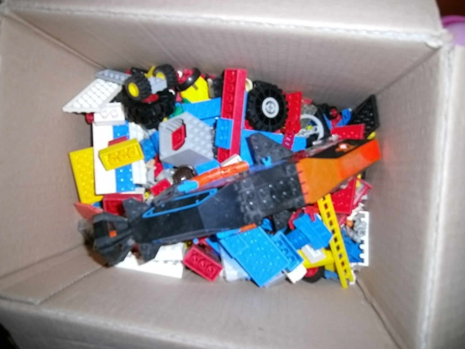 LEGO Großes Konvolut  + 6155 City System Aquanauts BA