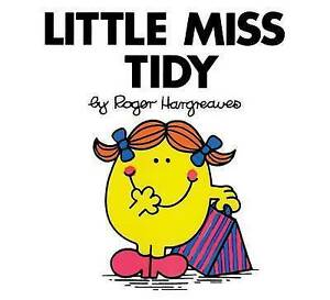 Little-Miss-Tidy-by-Roger-Hargreaves-Paperback