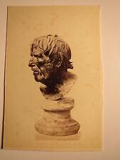 Pseudo Seneca - Museo Napoli - Neapel - Naples / CDV