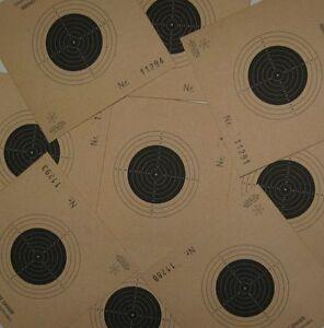 Schießscheiben für Luftgewehr - Zimmergewehrscheiben - NÖ, Österreich - Schießscheiben für Luftgewehr - Zimmergewehrscheiben - NÖ, Österreich
