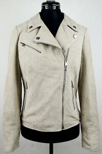 Etikett Bikerstyle Jacket s Jacke Lederjacke Details Leather Gr Neu About Replay Damen Mit Onm0Nwyv8P