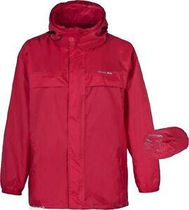 1af5f32f3 Girls Boys Kids Trespass Jacket Coat Waterproof School Age 5 6 7 8 9 ...