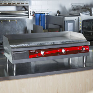 Image Is Loading 36 034 Electric Stainless Steel Countertop Commercial  Restaurant