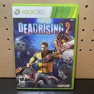 Dead Rising 2 — Tested - Fast Shipping! (Xbox 360, 2010)