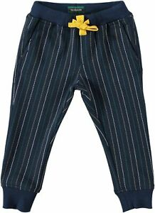 Pantalone-In-Felpa-Gessato-Multicolore-Neonato-Sarabanda-K153