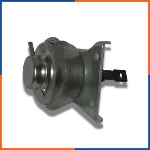 Turbo Actuator Wastegate pour TOYOTA AVENSIS VERSO 2.0 D4D 110cv 721164-0013