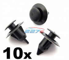 10x Land Cruiser Prado & GX470 Plastic Side Moulding Trim Clips