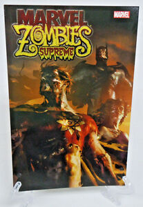 Marvel-Zombies-Supreme-Collects-1-2-3-4-5-Marvel-Comics-TPB-Trade-Paperback-New