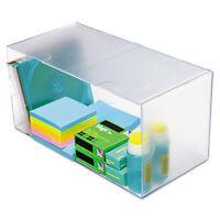 Deflecto Desk Cube Double Cube 12 X 6 X 6 350501 on sale