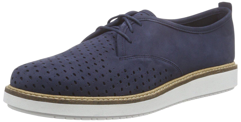 Brand New Women's Clarks Glick Resseta shoes UK Size 6 D EU 39.5