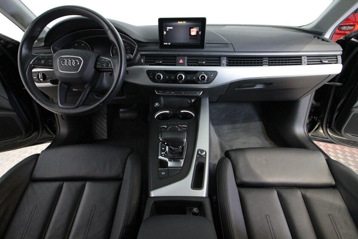 Audi A4 TDi 218 Avant S-tr. Van