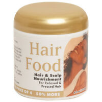 Bb Hair Food Scalp Nourishment Conditioner Soft Damage Relaxed Pressed Hair 6oz