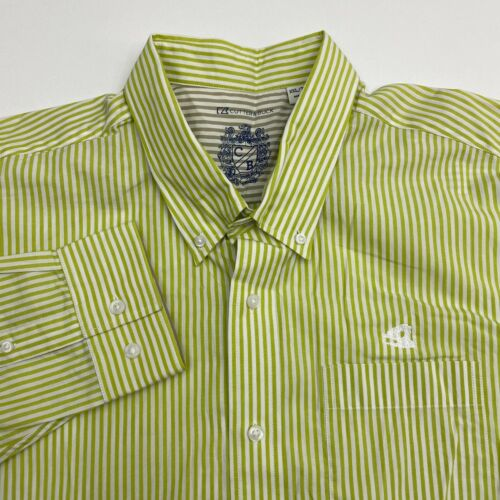 Cutter & Buck Button Up Shirt Men's 2XL XXL Long S