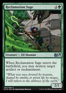 RECLAMATION SAGE Magic M15 Mint SAGGIA DELLA RIVENDICAZIONE