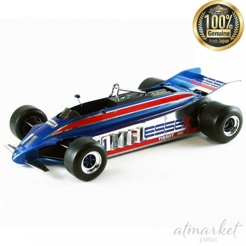 Ebro 20011 Plastic model 1 20 Team Lotus type 88 1981 Mini Car from JAPAN NEW