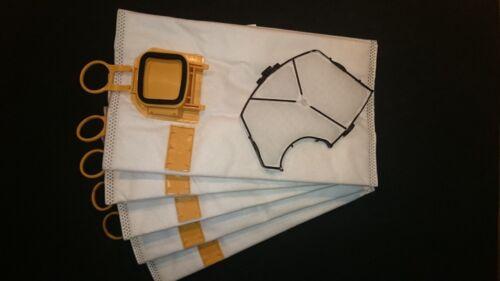18 Staubsaugerbeutel Vlies Filter geeignet Vorwerk Kobold 140 150