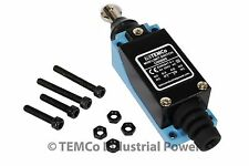 TEMCo Roller Plunger Limit Switch NC-NO CNC Mill Plasma Router Lathe home