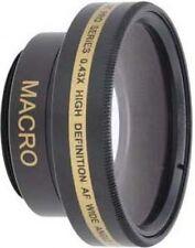 Wide Lens for Sony DCR-TRV22E DCR-TRV19E