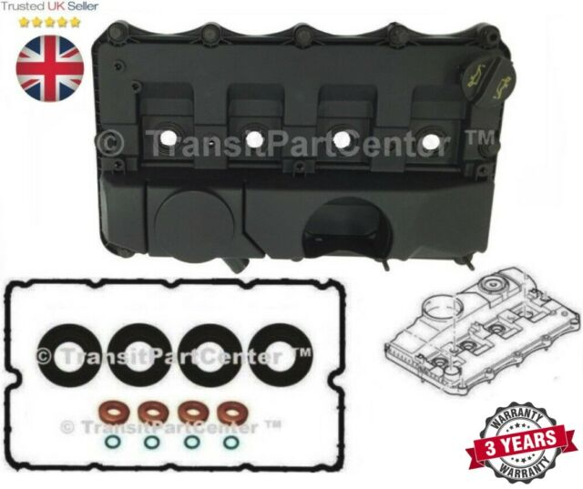 ROCKER COVER GASKET INJECTOR SEALS WASHERS FITS FOR FORD ...