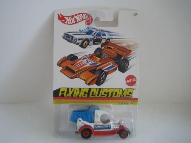 2013 Mattel Hot Wheels Flying Customs Dumpin' A