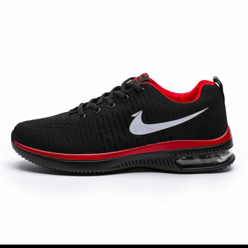 Men/'s Air Cushion Trainer Sport Running Shoes Breathable Casual Walking Shoes