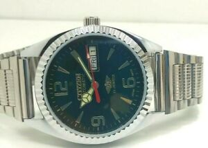 CITIZEN-AUTOMATIC-MENS-STEEL-VINTAGE-JAPAN-MADE-BLACK-DIAL-WATCH-RUN-ORDER-h