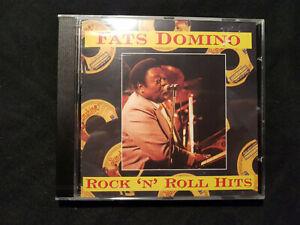 CD-Fats-Domino-ROCK-N-ROLL-HITS-NUOVO-E-SIGILLATO