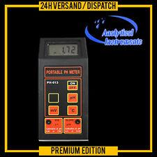 PH-metri/pH-Misuratore/COLTELLO temperatura, redox Koi piscicoltura stagno p04