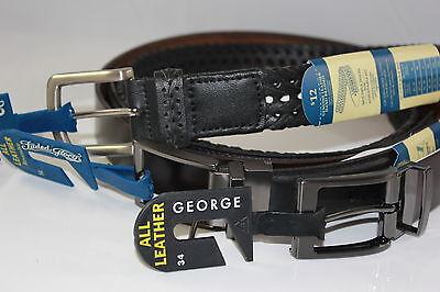 (3 Confezione) 2 Sbiadito Glory E 1 George Nuovo - Taglia 34 M Facile Da Lubrificare