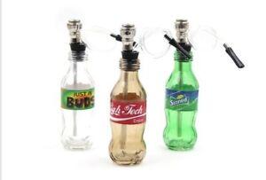 1-PCS-Water-Glass-Herb-Smoking-Pipe-Tobacco-Smoke-Hookah-Shisha-Beverage-bottle
