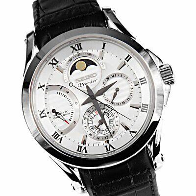 Seiko automatic Moonphase watch