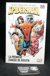 Spider-man-Jour-Nouveau-2-La-Premiere-Chasse-de-Kraven-Marvel-deluxe-Slott