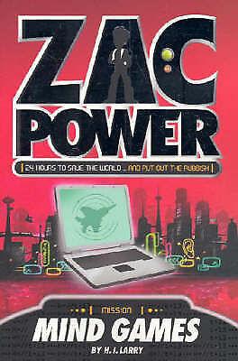 Mind Games by H. I. Larry (Paperback, 2006)