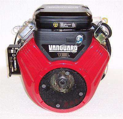 Briggs Stratton Horizontal 18 HP Vanguard Engine 1 X 2 29 32 356447 3079 EBay