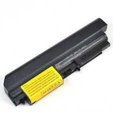 6 Cell Laptop Battery for IBM Lenovo Thinkpad R400 R61 T400 T61 T61p Series