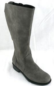new product 654e8 54f0e Details zu Jenny Ara Stiefel Kunstleder 43 Designed in Germany Grau Boots  Luftpolster NEU