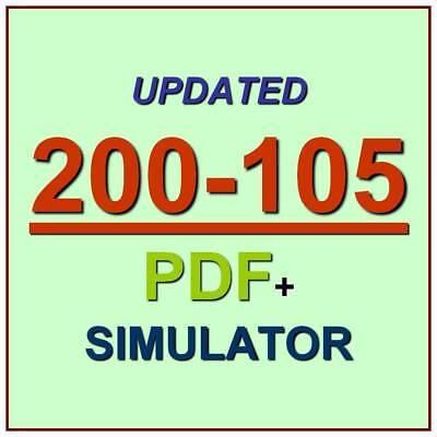 Ccna Interconnecting Cisco Networking Device Test Icnd2 V3.0 200-105 Exam Qa+sim