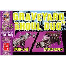 Round 2, LLC Graveyard Ghoul Duo (George Barris Edition), AMT1017