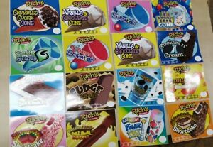 16 new Rich/'s ice cream stickers for ice cream trucks or push carts