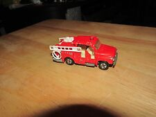 Tomica Isuzu fire engine truck
