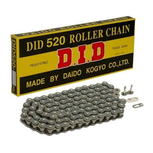 DID Std Drive Chain  520 104 fits Honda XR250 RC,RD 82-83